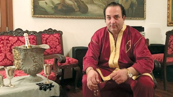 Ριχάρδος: Το πλοίο-παλάτι του «βασιλιά του χρυσού» θυμίζει Ωνάση (pics) | panathinaikos24.gr