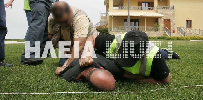 Πύργος: Συμπλοκή πυροσβεστών με φερόμενο εμπρηστή – Τους επιτέθηκε με μανία και προκάλεσε τροχαίο   panathinaikos24.gr