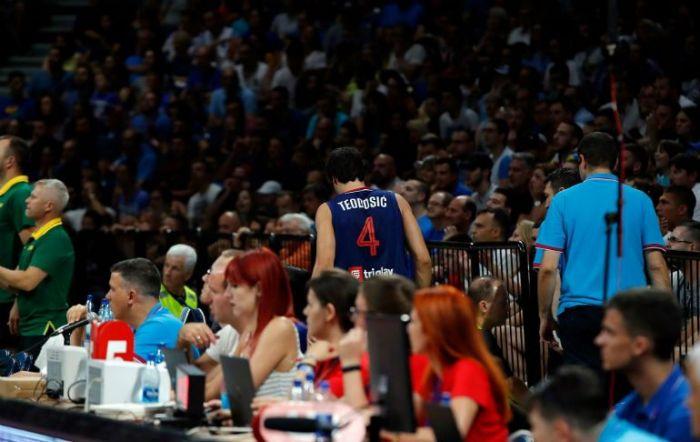 Πλήγμα για τη Σερβία με Τεόντοσιτς | panathinaikos24.gr