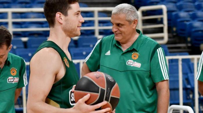 Φριντέτ: «Ήρθα αποφασισμένος» | panathinaikos24.gr