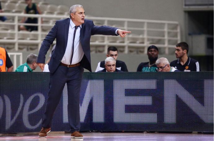 Τα έξι σωστά και το ένα λάθος του Αργύρη Πεδουλάκη | panathinaikos24.gr