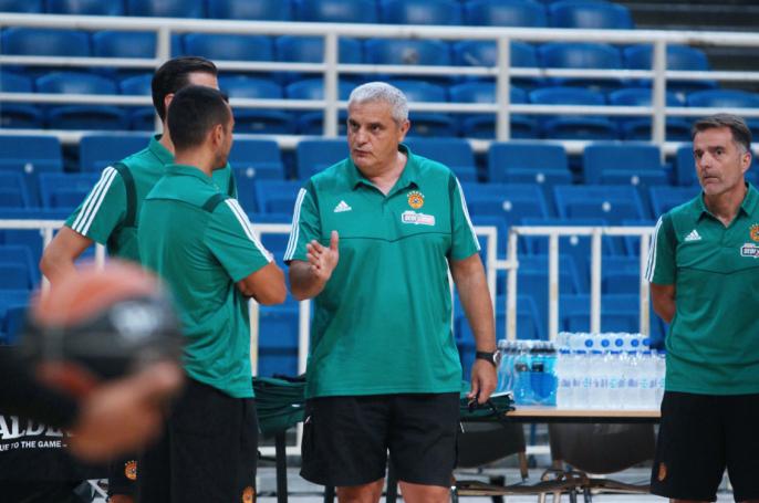 Πεδουλάκης: «Ο στόχος του Παναθηναϊκού είναι προφανής…»   panathinaikos24.gr