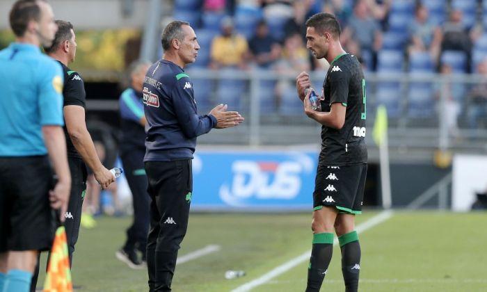 Μακέντα: «Ένας από τους καλύτερους προπονητές ο Δώνης, θα βγάλουμε αντίδραση» | panathinaikos24.gr