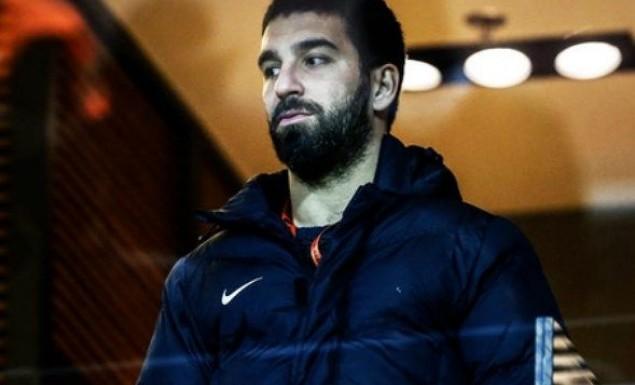 Ποινή φυλάκισης με αναστολή στον Αρντά Τουράν | panathinaikos24.gr