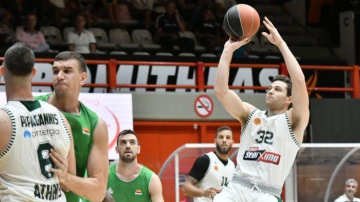 Παναθηναϊκός: Με Προμηθέα στον τελικό του «Orange Cup»   panathinaikos24.gr