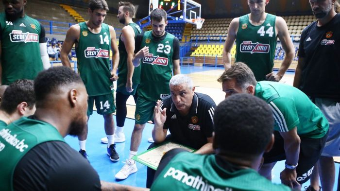 Βομβαρδίζει ο Παναθηναϊκός: 64 πόντους στο ημίχρονο!   panathinaikos24.gr