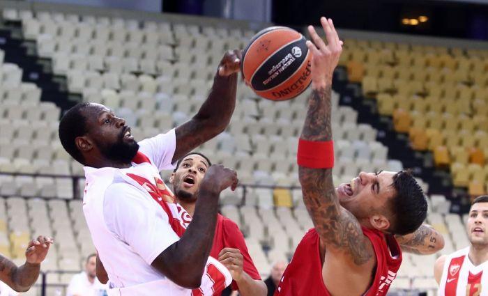 Ο Γκιστ «κάρφωσε» ξανά τον Ολυμπιακό στο ΣΕΦ | panathinaikos24.gr