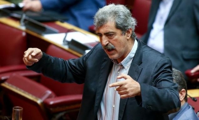 Πολάκης κατά Μαρινάκη: «Ο σκιώδης κυβερνήτης της χώρας» | panathinaikos24.gr