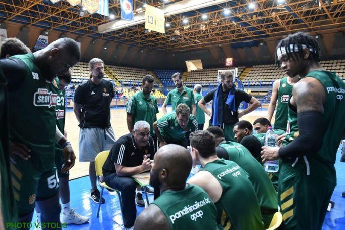 Βόβορας: «Μέσα από τα φιλικά βλέπουμε τα λάθη μας και βελτιωνόμαστε» | panathinaikos24.gr