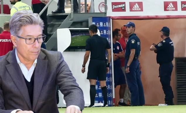 «Βόμβα» Περέιρα: «Το VAR μπήκε στο Καραϊσκάκη μία ώρα πριν το ματς αντί για τρεις» | panathinaikos24.gr