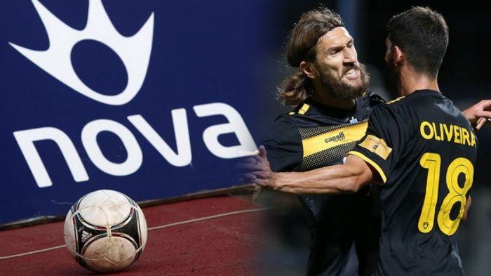Βόμβα: Φεύγει η ΑΕΚ από την Nova, αν την πάρει ο Μαρινάκης! | panathinaikos24.gr