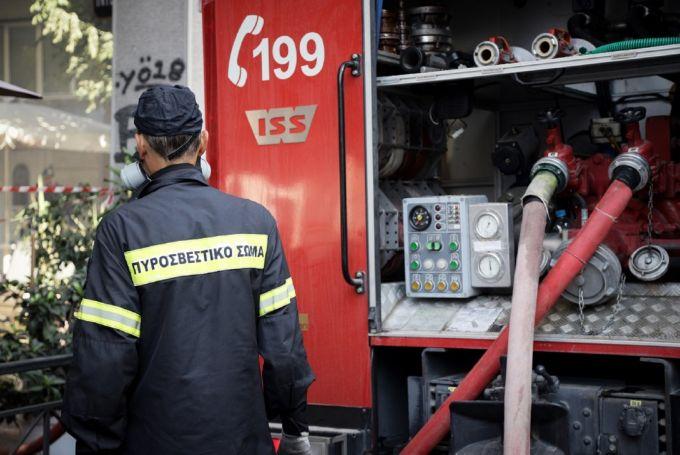 Φωτιά σε ψητοπωλείο στο κέντρο της Αθήνας   panathinaikos24.gr