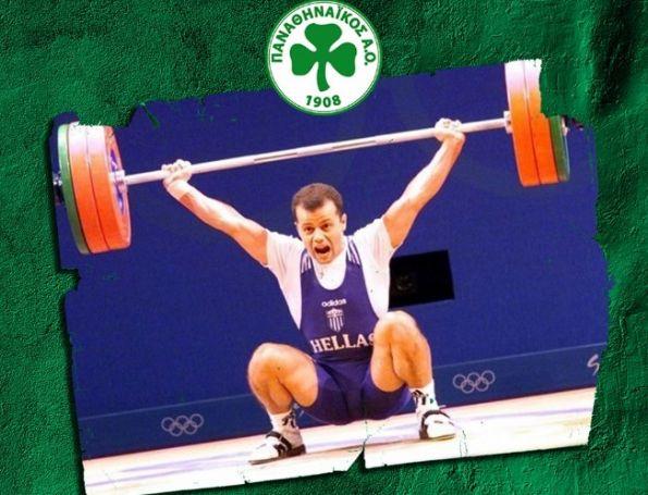 Σαν σήμερα το Ολυμπιακό μετάλλιο του Σαμπάνη | panathinaikos24.gr