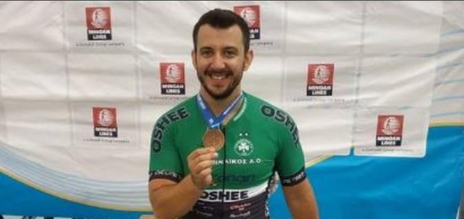 «Πράσινο» μετάλλιο στην ποδηλασία   panathinaikos24.gr