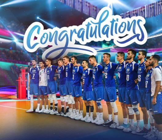 Τα «συγχαρητήρια» του Παναθηναϊκού στην Εθνική Βόλεϊ (pic) | panathinaikos24.gr