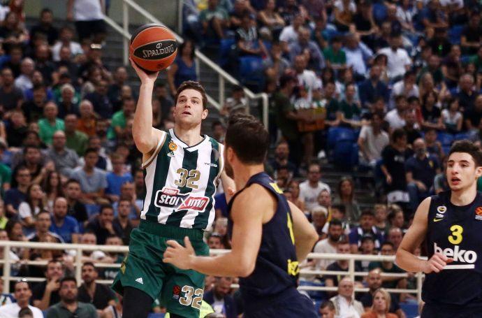 Παναθηναϊκός – Φενέρμπαχτσε 84-74: Νίκη με show από Φριντέτ και Τόμας | panathinaikos24.gr