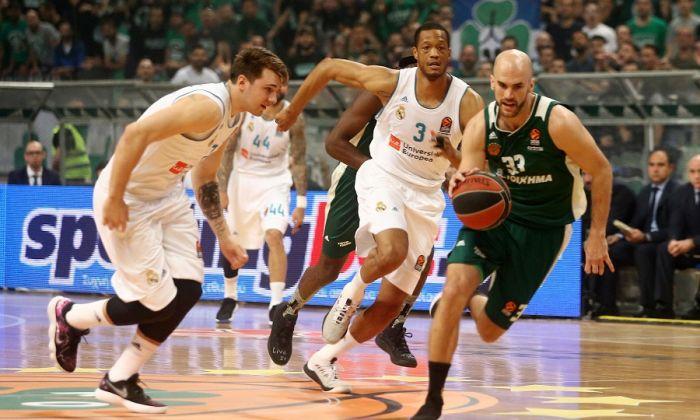 Καλάθης σημαίνει… που 'ναι η μπάλα (vid) | panathinaikos24.gr