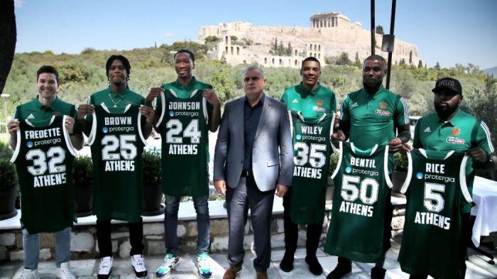 Το καμάρι και το σύμβολο της Αθήνας | panathinaikos24.gr