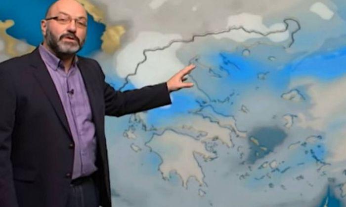 Πρόγνωση καιρού: Βροχές και καταιγίδες την Πέμπτη – Τι προβλέπει ο Σάκης Αρναούτογλου | panathinaikos24.gr