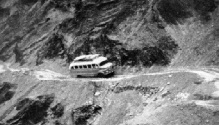 «Το λεωφορείο του θανάτου»: Το σαράβαλο που θέρισε 18 ψυχές στον πιο κακοτράχαλο δρόμο της Ελλάδας | panathinaikos24.gr