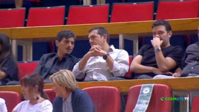 Μιλάει με Τσίπρα ο Γιαννακόπουλος | panathinaikos24.gr