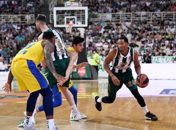 Τζόνσον: «Μια τρέλα ο κόσμος του ΠΑΟ – Ο Πιτίνο νόμιζε πως ήταν στο Λούιβιλ, δεν ταίριαζε με την ομάδα» | panathinaikos24.gr