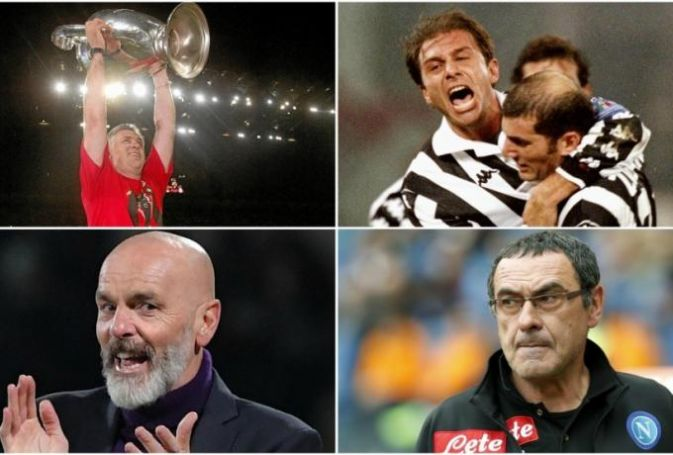 O προπονητής της Μίλαν είναι Ίντερ, αυτός της Ίντερ είναι Γιουβέντους και της Γιουβέντους… Νάπολι!   panathinaikos24.gr