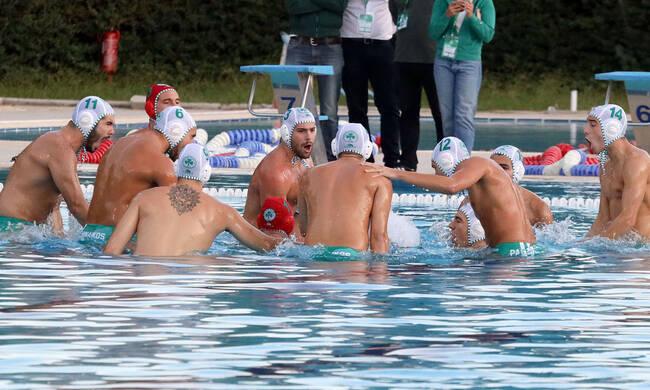 Πόλο: Στο μυαλό τους μόνο η νίκη | panathinaikos24.gr