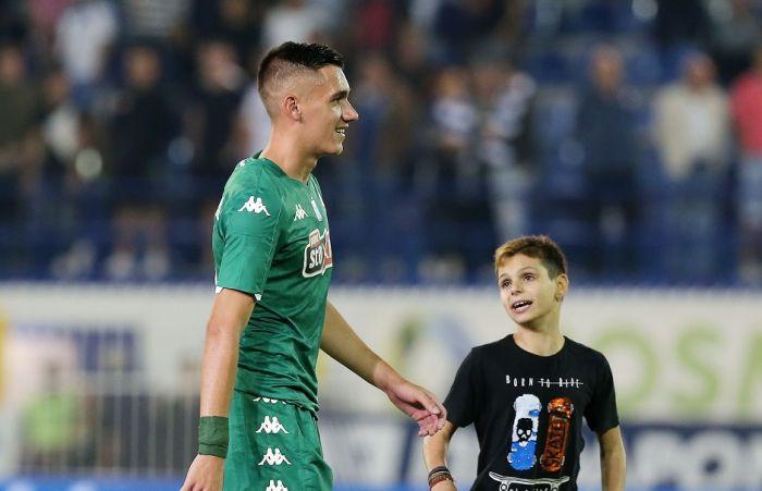 Αλεξανδρόπουλος: «Χαρούμενος για την εμπιστοσύνη του προπονητή μου» | panathinaikos24.gr
