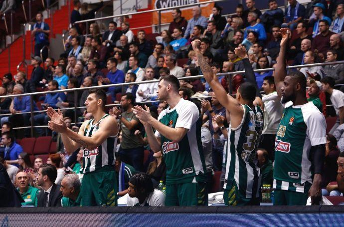 LIVE POLL: Ποιος ήταν ο MVP στη νίκη επί της Ζενίτ; | panathinaikos24.gr
