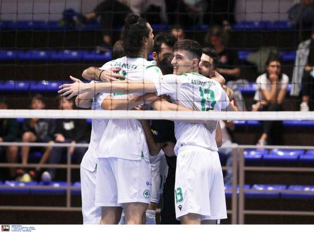 Πανηγυρικά στα ημιτελικά οι πράσινοι! | panathinaikos24.gr