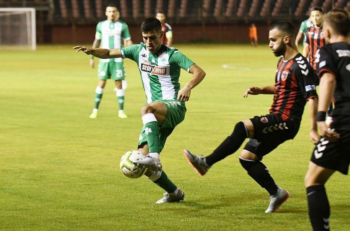 Παναχαϊκή – Παναθηναϊκός: Το γκολ του Μπουζούκη (vid) | panathinaikos24.gr