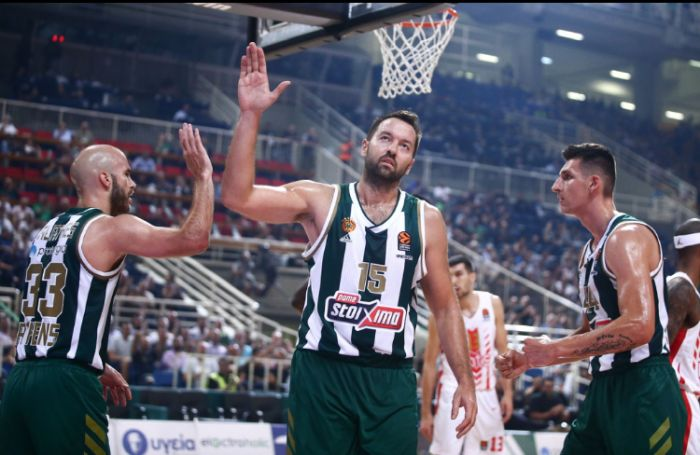 Χωρίς Βουγιούκα ξεκίνησαν για Αρμάνι οι πράσινοι | panathinaikos24.gr
