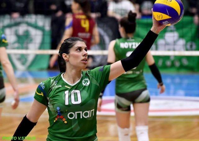 Η Μαρία Οικονομίδου στο panathinaikos24.gr! | panathinaikos24.gr