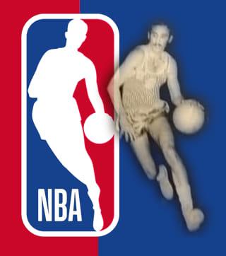 Τρομερή ομοιότητα: Ο Χρήστος Κέφαλος και το logo του NBA (pic) | panathinaikos24.gr
