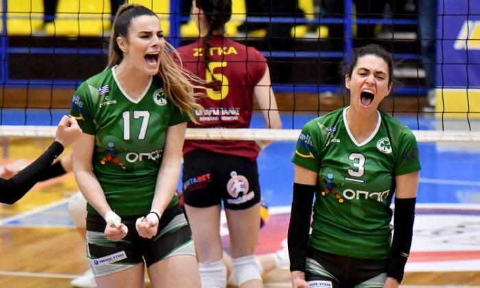 Εύκολη νίκη για τα «φίνα κορίτσια»   panathinaikos24.gr