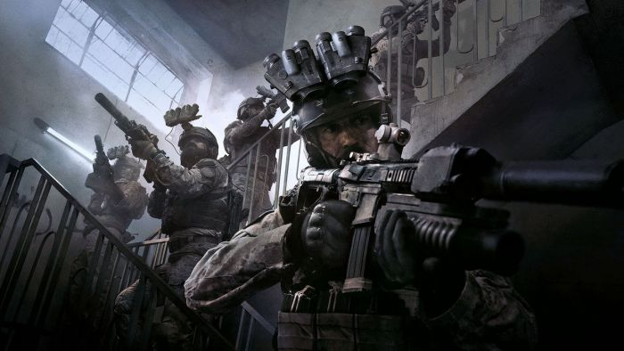 Δείτε ένα δείγμα του Call of Duty: Modern Warfare σε ανάλυση 4Κ | panathinaikos24.gr