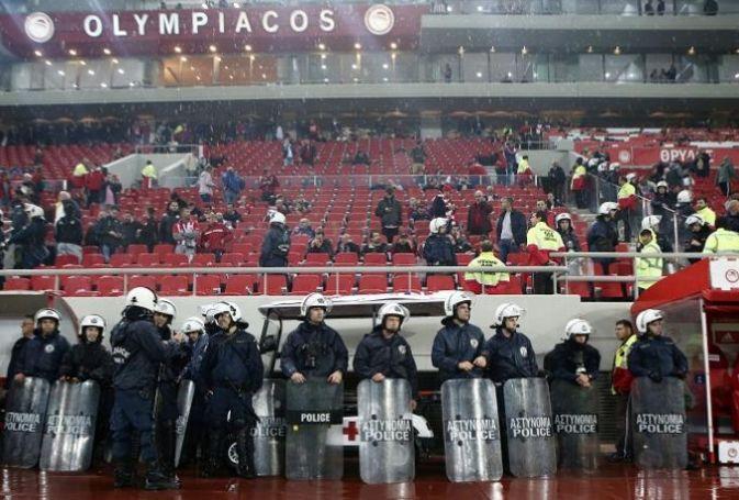 Ένταση στον Πειραιά ανάμεσα σε οπαδούς του Ολυμπιακού και της Μπάγερν | panathinaikos24.gr