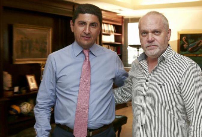 Πόσο πιο κάτω πια; Τα είπε με… Κουντούρη (!) ο Αυγενάκης!   panathinaikos24.gr