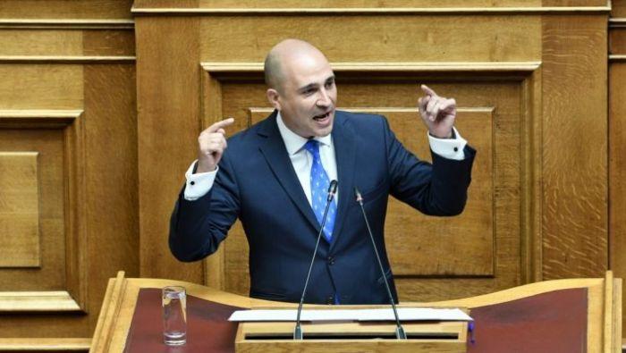 Η απόφαση της Νέας Δημοκρατίας για τον Κωνσταντίνο Μπογδάνο | panathinaikos24.gr