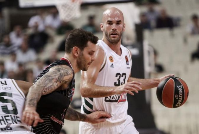 Με Καλάθη, Μήτογλου και… Ουάιλι το Top 10 της Euroleague (vid) | panathinaikos24.gr