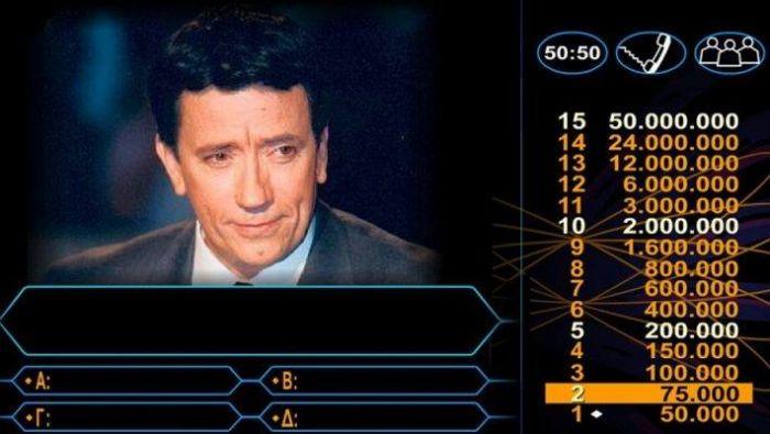 Οι 15 ερωτήσεις που απάντησε ο πρώτος νικητής στον «Εκατομμυριούχο»! Θα κάνεις το 15/15; | panathinaikos24.gr