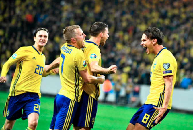 Γκολ ο Μπεργκ με την Εθνική Σουηδίας! (vid) | panathinaikos24.gr