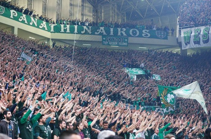 Τρέλα στο ΟΑΚΑ για Παναθηναϊκό και Πιτίνο | panathinaikos24.gr