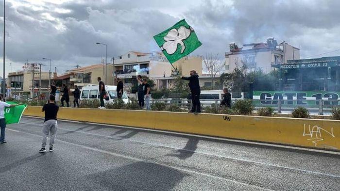 Τρομερό βίντεο: Οι οπαδοί του Παναθηναϊκού αποθεώνουν τον αθλητή ΑμεΑ του τριφυλλιού (vid) | panathinaikos24.gr