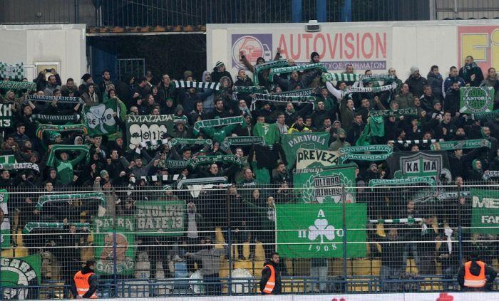 Παναθηναϊκός: Ζήτησε εισιτήρια για Αγρίνιο, αρνήθηκε ο Παναιτωλικός! | panathinaikos24.gr