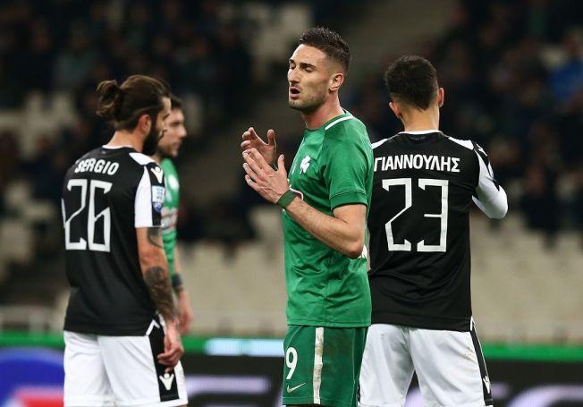 Παναθηναϊκός: 2,5 χρόνια χωρίς αποτέλεσμα και… γκολ με ΠΑΟΚ! | panathinaikos24.gr