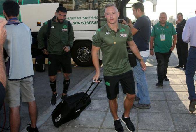 Τραυματίστηκε ξανά ο Μπεκ | panathinaikos24.gr