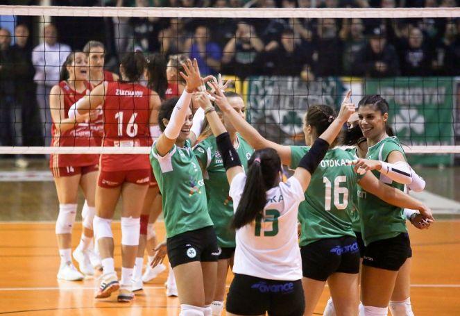 Ήττα στις λεπτομέρειες, κέρδισαν το χειροκρότημα τα «φίνα κορίτσια» | panathinaikos24.gr