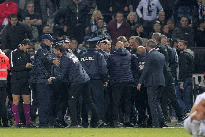 «Ίσως να μην τελειώσει το πρωτάθλημα» | panathinaikos24.gr